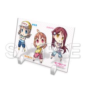 LLSS_Acrylic Stand_Plate_Year 2 ver.