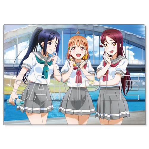 LLSS_Clear File_Chika, Riko, Kanan