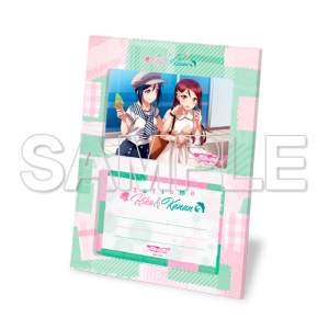 LLSS_Others_Photo Stand_Riko and Kanan