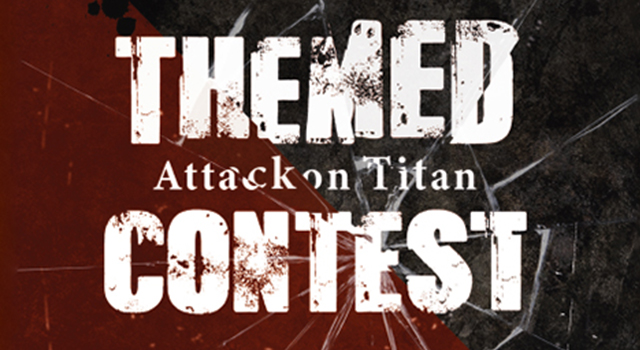 ANIME in MyLife: AOT Fanart Contest!