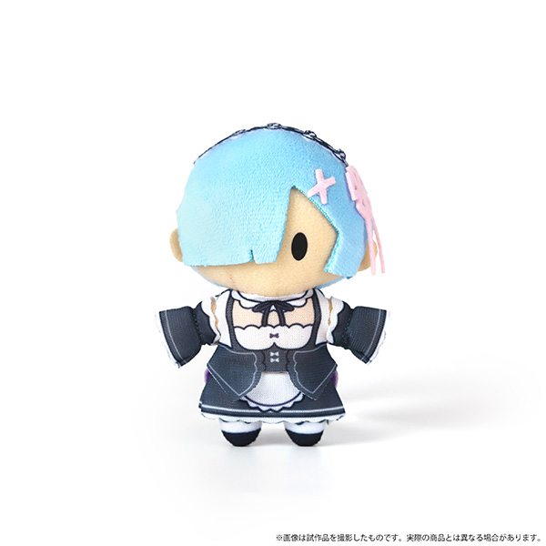 ReZero – Starting Life in Another World Mascot Plush Toy Rem