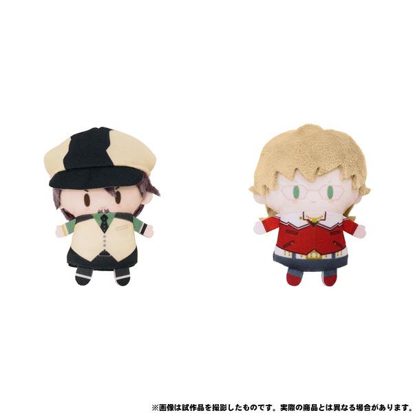 TIGER-BUNNY-Finger-Mascot-Doll-Kotetsu-Barnaby