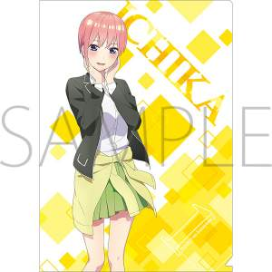 The Quintessential Quintuplets S2 Clear File Ichika