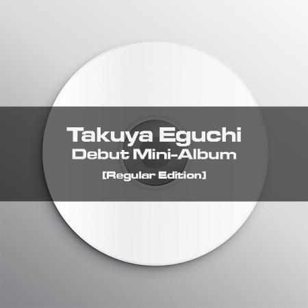 Lantis_CD_Takuya Eguchi Debut Album